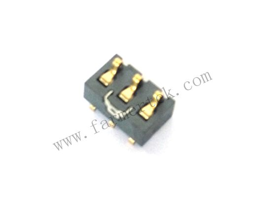 3PIN  BATTERY  PH:3.00mm   SMT TYPE